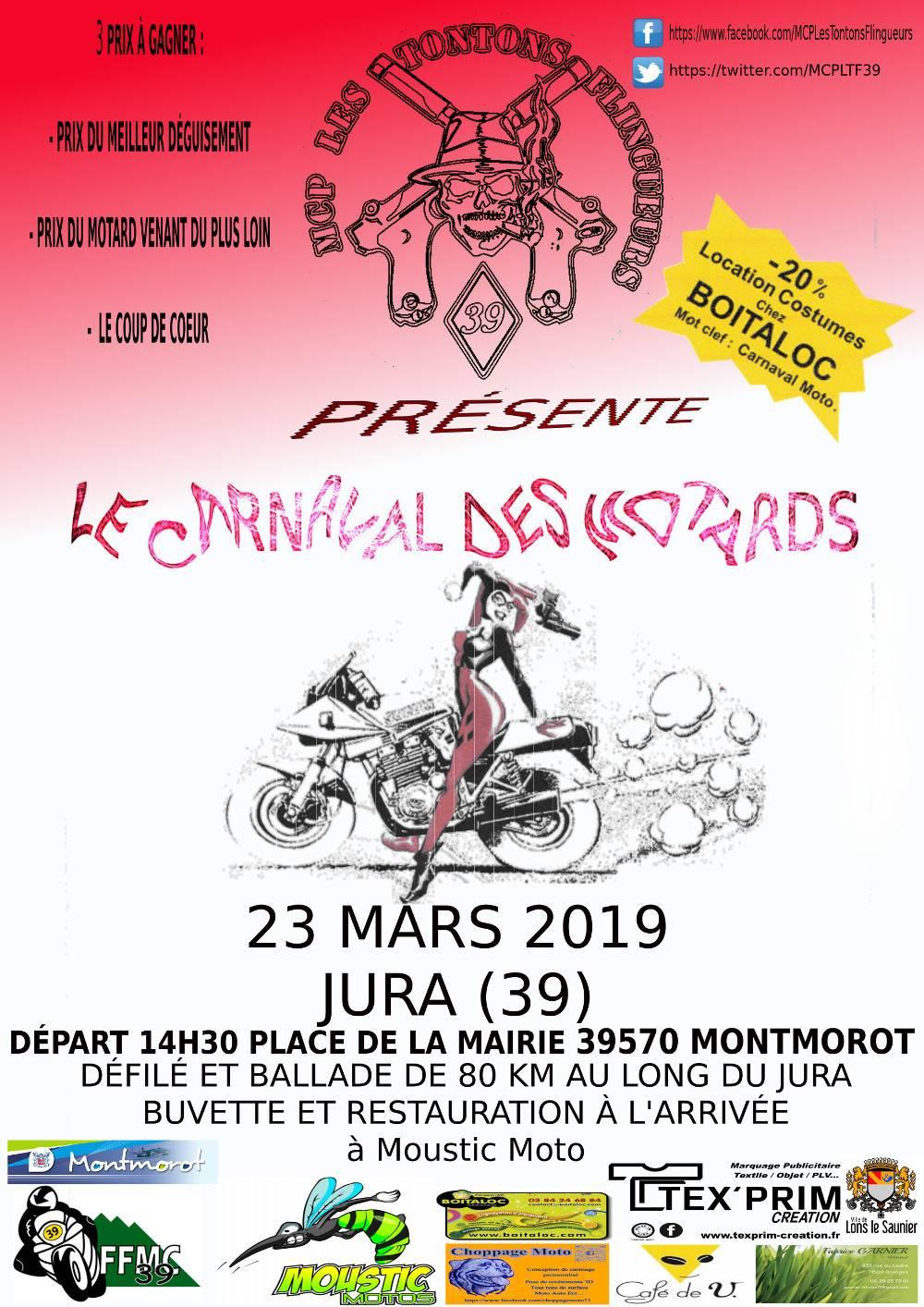 Carnaval des motards by Les Tontons Flingueurs
