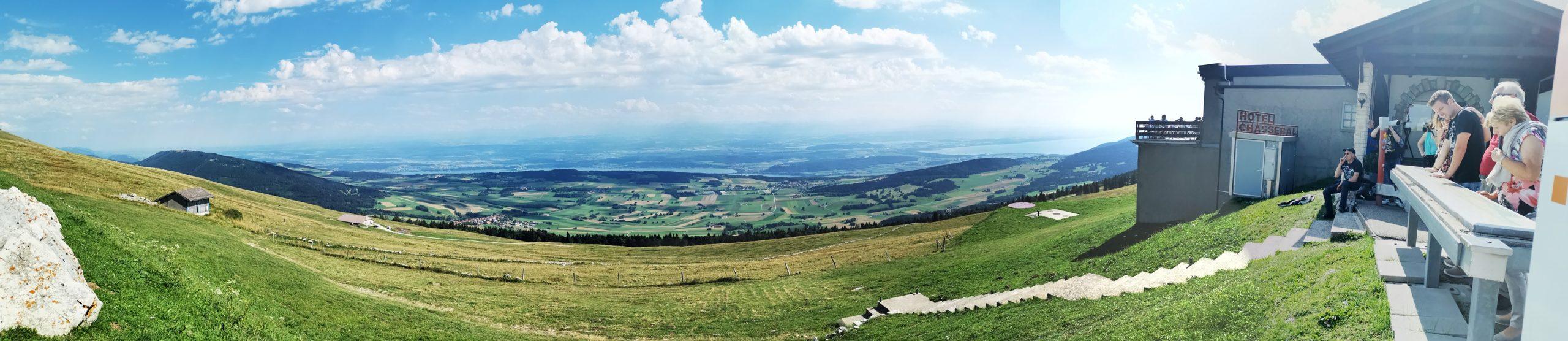 Road Trip 2019 du MCP :  le Ballon d'Alsace
