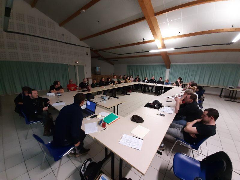 Assemblée générale du moto-club: en 2020, c'est reparti pour un tour…