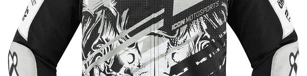 Essai : Vest Icon Overlord Stim – White