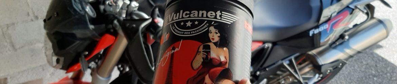 Essai. Efficacité des lingettes Vulcanet: sur moto crado, c'est pas du gâteau…