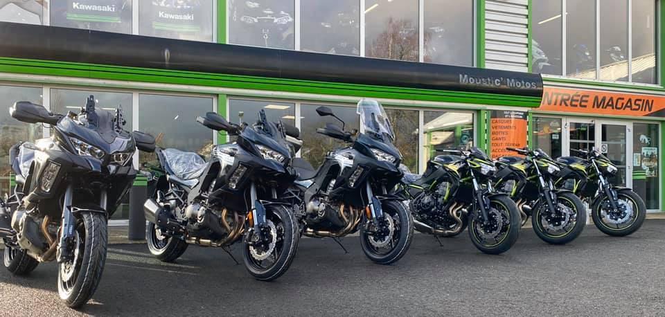A Lons-le-Saunier, fête de la moto chez Moustic samedi 19 septembre