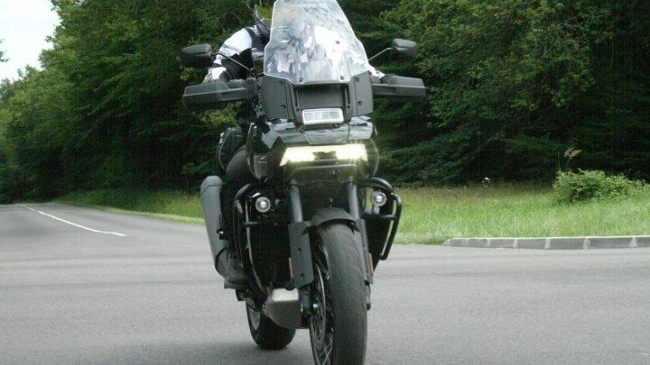 Essai. Pan American 1250: je ne me reconnais même plus en Harley-Davidson